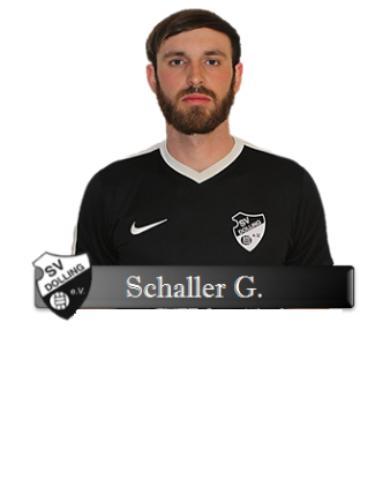 Georg Schaller