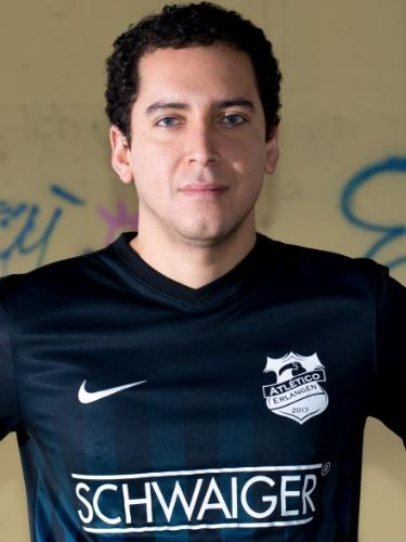 Antonio Barrera Espinoza