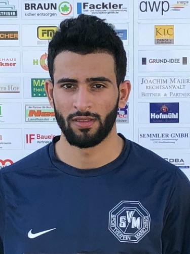 Mohammad Almaowas
