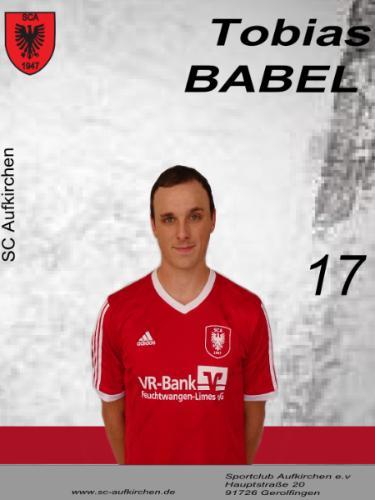 Tobias Babel
