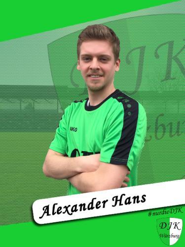 Alexander Hans