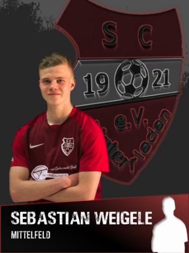Sebastian Weigele