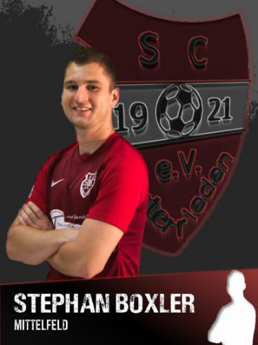 Stephan Boxler