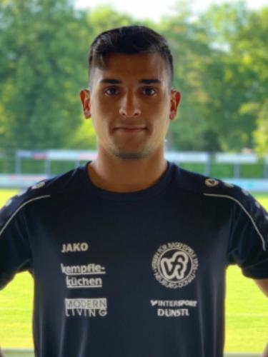 Mohammed Alhamday