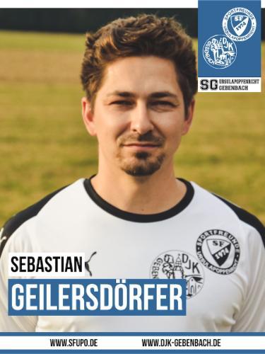 Sebastian Geilersdörfer