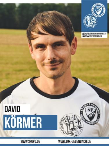 David Koermer