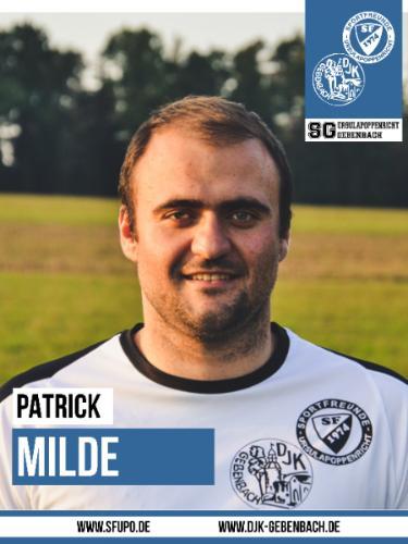 Patrick Milde