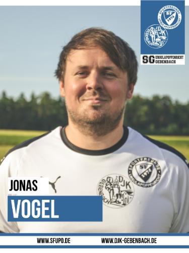 Jonas Vogel