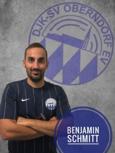 Benjamin Schmitt