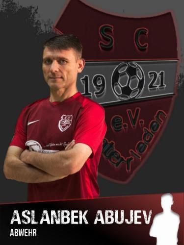 Aslanbek Abujev