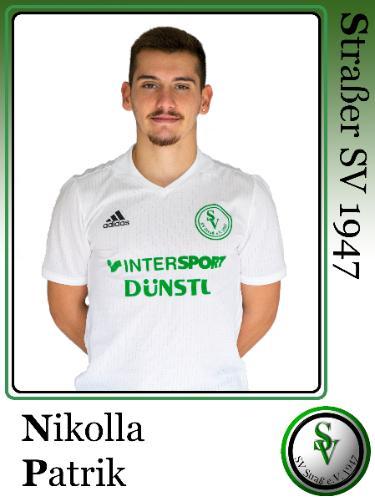 Patrik Nikolla