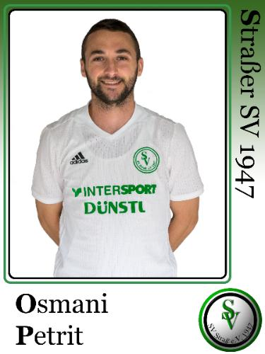Petrit Osmani