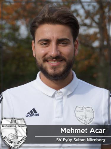 Mehmet Acar