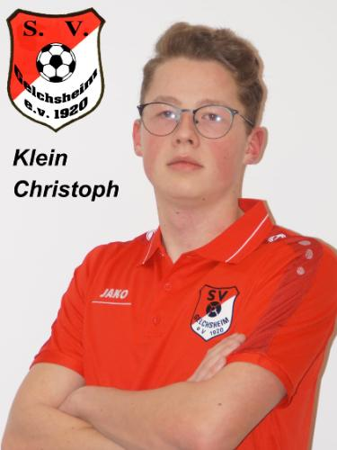 Christoph Klein