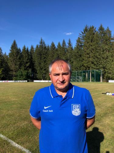 Isak Zahirovic