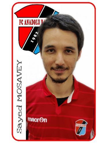 Sayed Mosavey