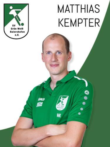 Matthias Kempter