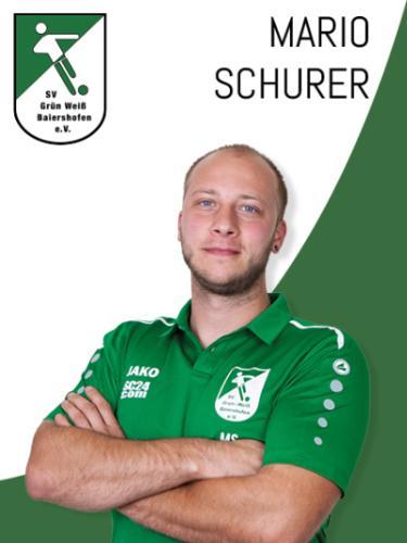 Mario Schurer