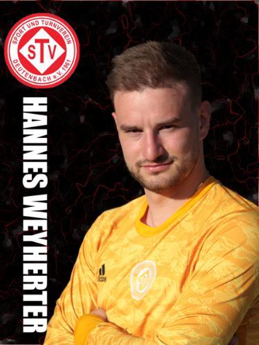Hannes Weyherter