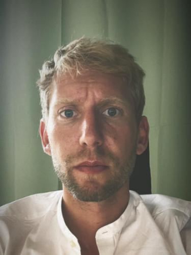 Benjamin Heisterkamp