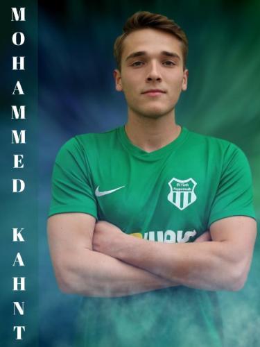 Mohammed Kahnt